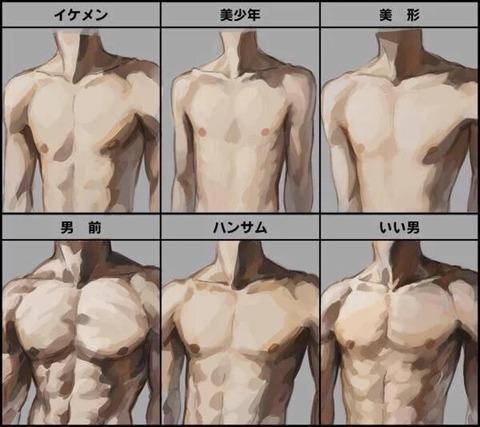 【朗報】女の理想とする筋肉が明らかになるWWWWWWWWWWWW