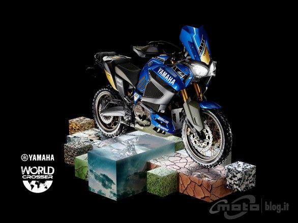 Yamaha Worldcrosser 2011