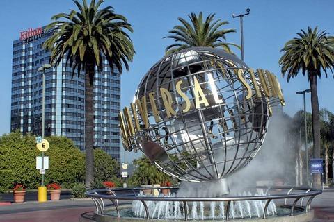 Khám phá Universal Studios Hollywood