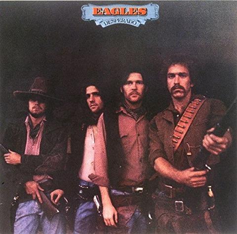 The Eagles(ザ・イーグルス)の名盤のDesperado - ならず者 - デスペラード