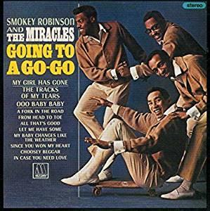 Smokey Robinson & The Miracles(スモーキー・ロビンソン&ミラクルズ)の名曲、The Tracks Of My Tears - トラックス・オブ・マイ・ティアーズが収録されたアルバム
