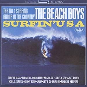 名曲:Surfin' U.S.A. - サーフィン・U・S・A