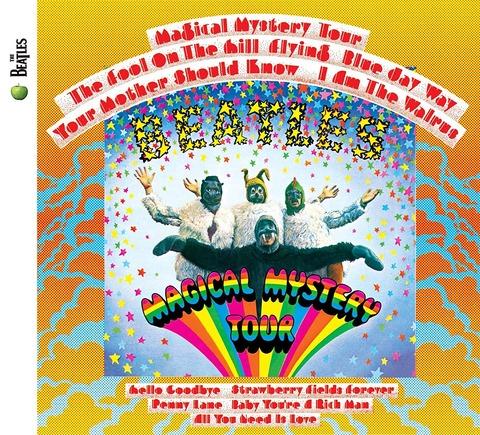 名曲:Magical Mystery Tour - マジカル・ミステリー・ツアー