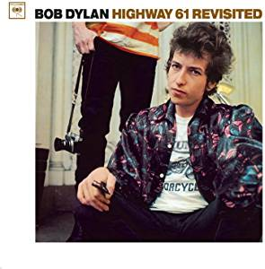 Bob Dylan(ボブ・ディラン)の名曲、Like A Rolling Stone - ライク・ア・ローリング・ストーンが収録されたアルバム