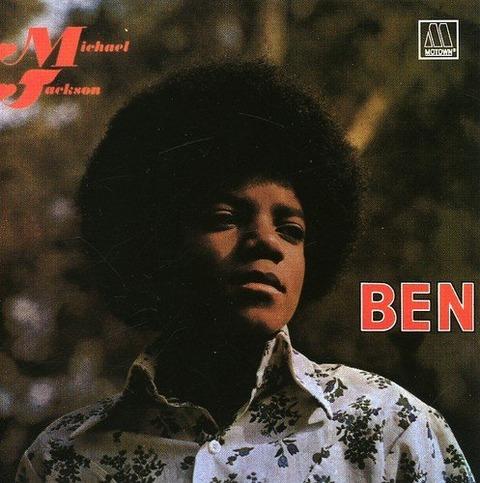 名曲:Ben - ベンのテーマ