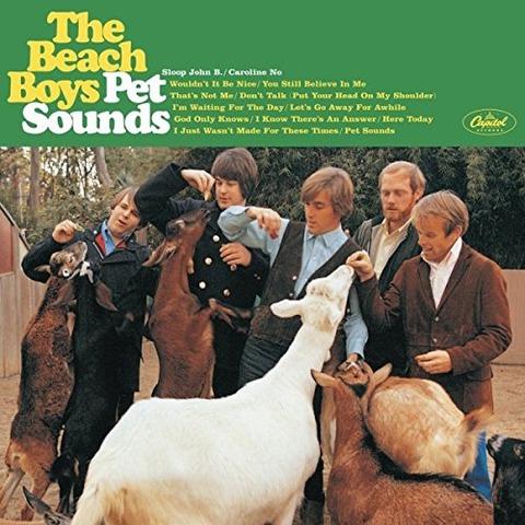 The Beach Boys(ザ・ビーチ・ボーイズ)の名曲、Wouldn't It Be Nice - 素敵じゃないかが収録されたアルバム