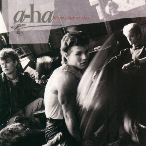 a-ha(アーハ)の名曲、Take On Me - テイク・オン・ミーが収録されたアルバム
