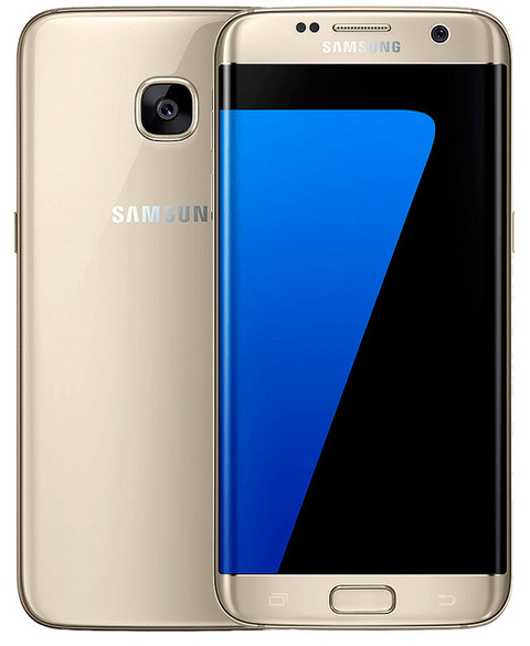 Samsung Galaxy S7 Edge 32GB (Gold Platinum)