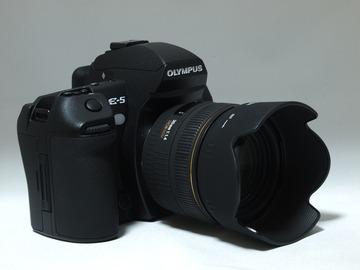 E-5+SIGMA30mmF1.4HSM