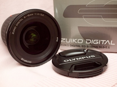 ZUIKO DIGITAL ED9-18mm F4-5.6