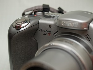 Canon PowerShot S2IS