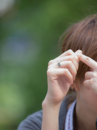 指輪の意味は。