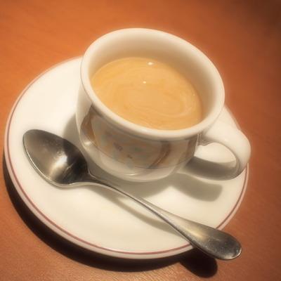 ホッとコーヒー。
