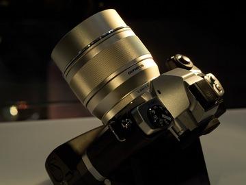 OM-Dと75mmF1.8