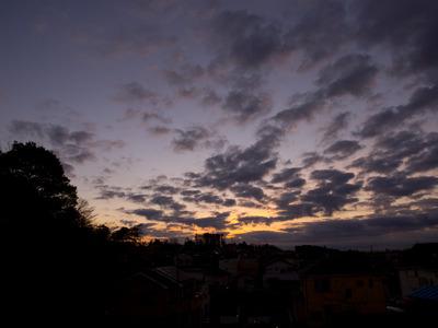 日の出時刻。