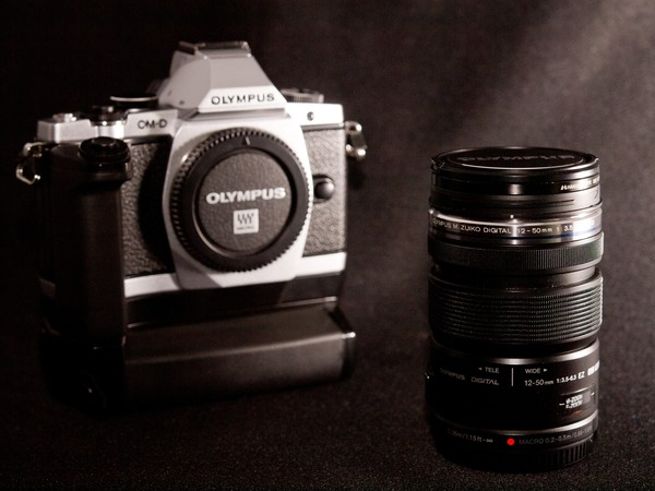 OM-D E-M5&M.ZD ED12-50mm