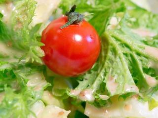 プチトマト。