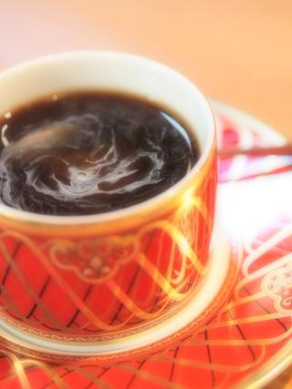コーヒー。