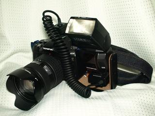 報道カメラマンセット。