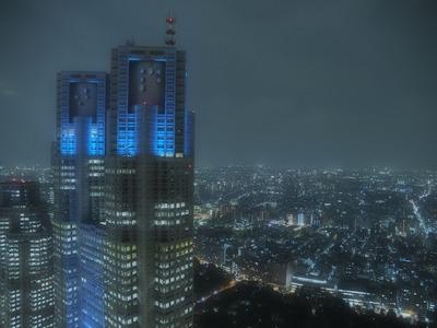 東京都庁1
