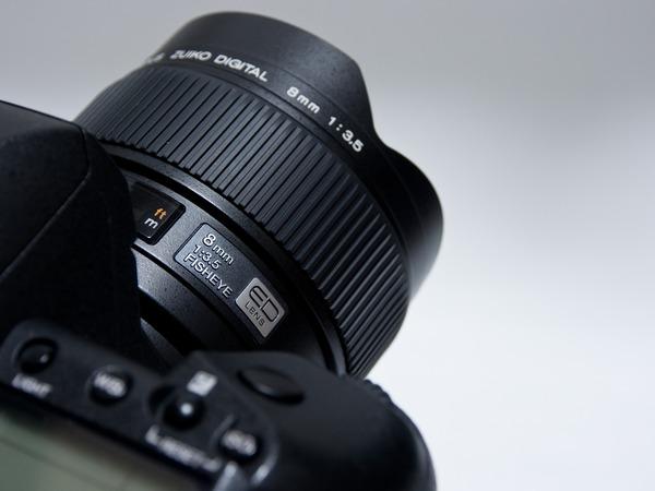 ZD ED8mm F3.5 Fisheye。