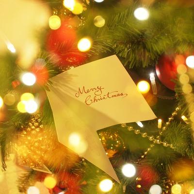 クリスマス飾り。