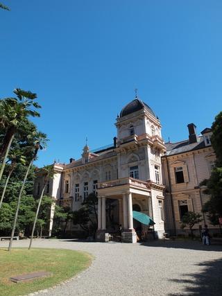 旧岩崎邸。