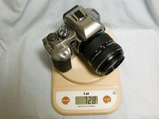 E-500標準ズーム軽量セット。
