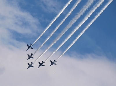 BLUE IMPULSE8
