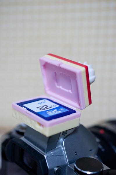 SDカードを仕舞っとけ。