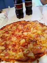 ピザコーラ