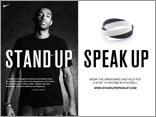 STAND UP SPEAK UP