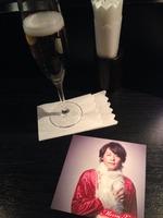 シャンパンとサンタさん