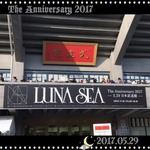 LUNA SEA日武!