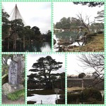 兼六園(と、金沢城?)