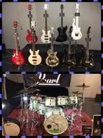 楽器展示!!