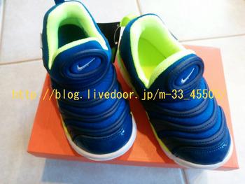 男児の鉄板靴、ダイナモフリー