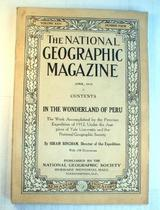 National Geographic 1913 April
