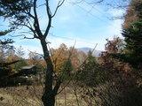軽井沢 上ノ原 浅間山を望む