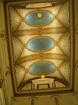 ティファニー一族によるデパート天井装飾