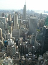 NY 摩天楼