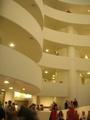 NY グッゲンハイム美術館