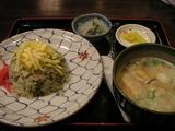 高菜めし&ご汁