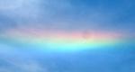 彩雲の壁紙。