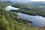 山、湖だらけのローレンシャン