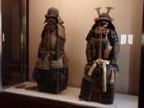 姫路城の中の鎧