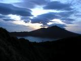 バトゥール山からの夜明け4