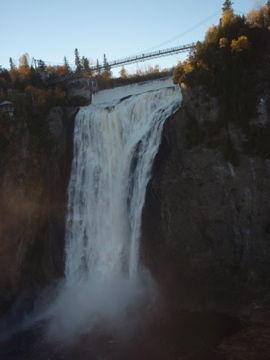 モンモランシーの滝4