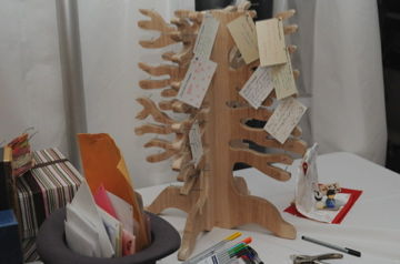 Message Tree by JM