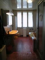 ピンクの男子バスルーム